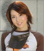 現役モデル松岡恵美です